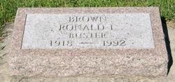 Ronald Laverne Buster Brown