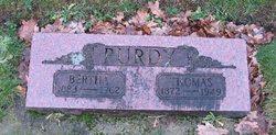 Bertha Louise Purdy
