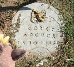 Cornellius Lee Corky Adcock