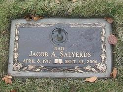 Jacob Albert Bud Salyerds
