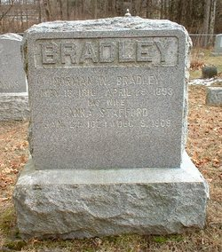 Anna <i>Stafford</i> Bradley