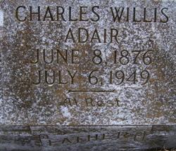 Charles Willis Adair
