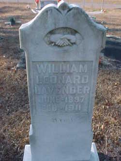 William Leonard Lavender