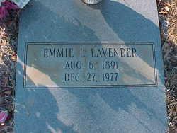 Emmie <i>Lyes</i> Lavender