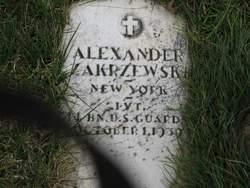 Alexander Zakrzewski