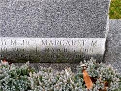 Margaret M Audino