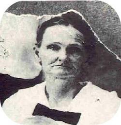 Mary C. <i>Martin</i> Bedwell