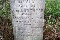 David Bechtle