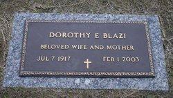 Dorothy E. <i>Smith</i> Blazi