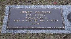 Henry DeLoach