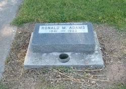 Ronald Michael Adams