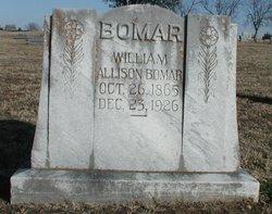 William Allison Bomar