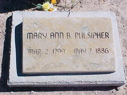 Mary Ann <i>Brown</i> Pulsipher