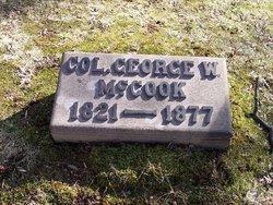 George Wythe McCook