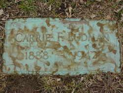 Maud Carolyn Carrie <i>Fey</i> Ludman