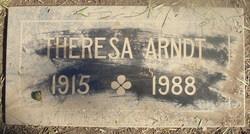 Theresa H. <i>Nemeth</i> Arndt
