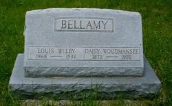 Daisy L. <i>Woodmansee</i> Bellamy