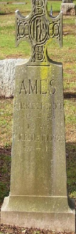 Lucretia <i>Thomas</i> Ames