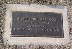 Robert Russell Cox