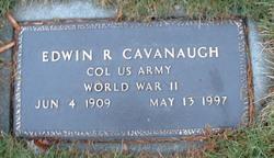 Edwin R. Cavanaugh