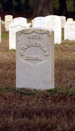 John F Shepard