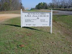 Autauga Hill Cemetery