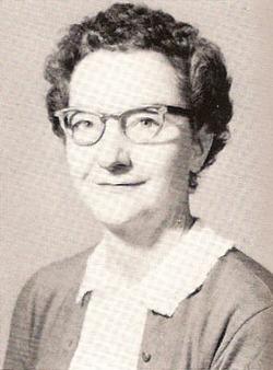 Nona Blanche <i>Hamlett</i> Zearley