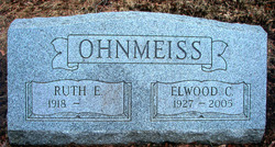 Elwood Calvert Ohnmeiss