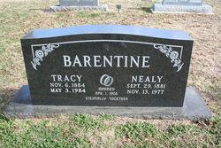 Tracy Barentine