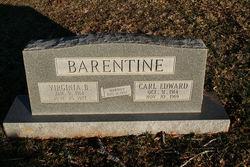 Carl Edward Barentine