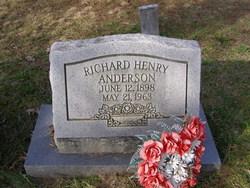 Richard Henry Anderson