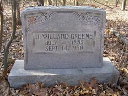 J. Willard Greene