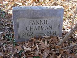 Fannie Chapman