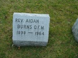 Fr Aidan Burns