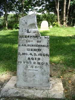 Hezekiah Mendenhall