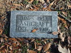 James Dell Ashcraft