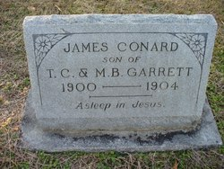James Conrad Garrett