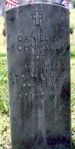 Daniel R Ohnmeiss