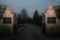 Gunnersbury Cemetery