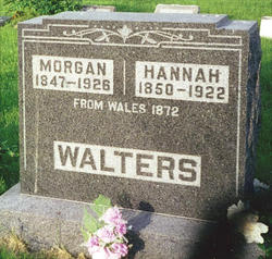 Morgan Walters