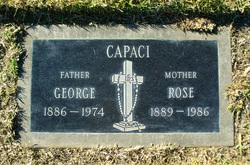 George Capaci