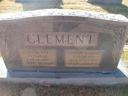 Minnie <i>Lomax</i> Clement