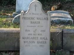 Margaret Hall <i>Wilson</i> Baker