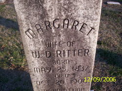 Margaret <i>Myrick</i> Ritter