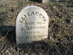 Elizabeth <i>Hollowell</i> Newsom