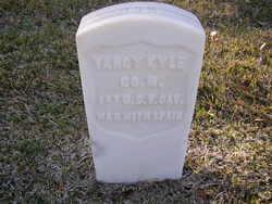 Yancy Kyle