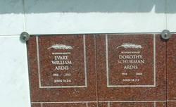 Dorothy <i>Schurman</i> Ardis