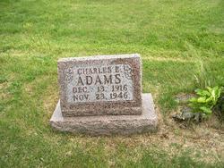 Charles Elias Adams