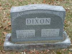 Canna M. Dixon