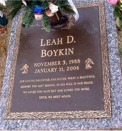 Leah Danielle Boykin